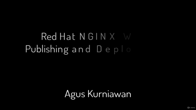 Red Hat NGINX Web Server : Publishing and Deploying Web Apps