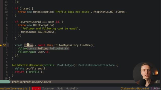 NestJS - пишем API для реального проекта с нуля