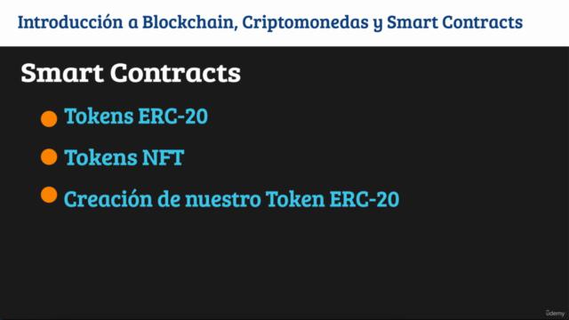 Curso Completo de Blockchain de la A a la Z