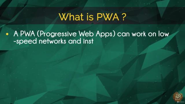 Progressive Web Apps using React