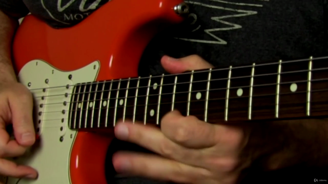 The Big 5 Guitar Techniques -Ultimate Muscle Memory Builder