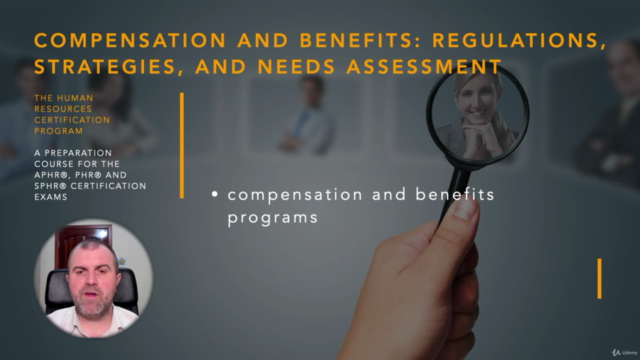 Compensation and Benefits Regulations (HRCI-PHR/SPHR)