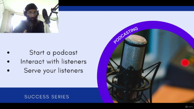Success Series: The Power of Podcasting