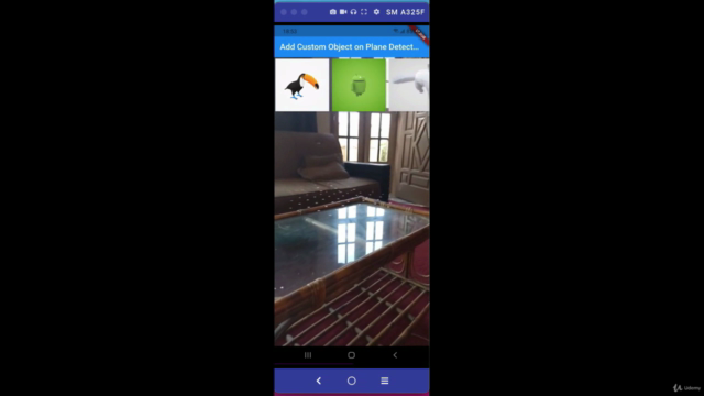 Flutter Augmented Reality Course - Build 10+ Mobile AR Apps