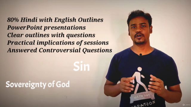 Christian Doctrines and Theology / Online Bible Course