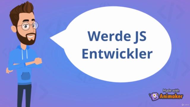 JavaScript & jQuery Entwickler-Boost-Kurs - Lerne JavaScript