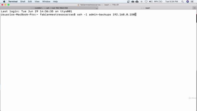 Red Hat Linux 8.4: Despliegue de Servicios