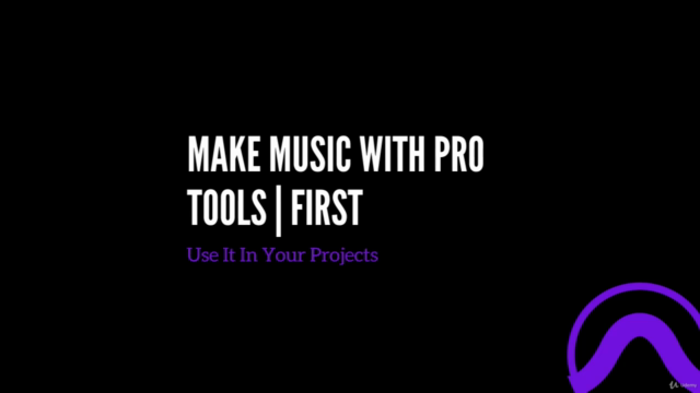 Avid Pro Tools First : The Only Course You Need | Free DAW