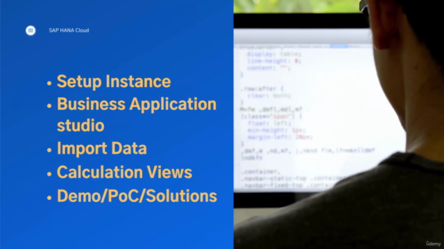 SAP HANA Cloud Introduction - Learn with your trail instance