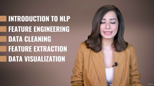 Natural Language Processing: NLP In Python with Projects