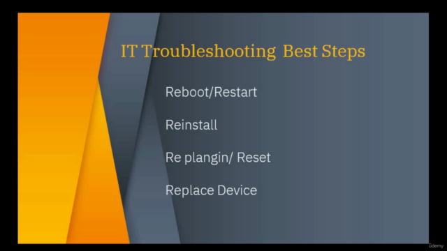 IT Troubleshooting Technical Support IT Support Desktop Help