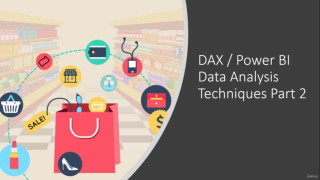 DAX / Power BI - Data Analysis Techniques Part 2