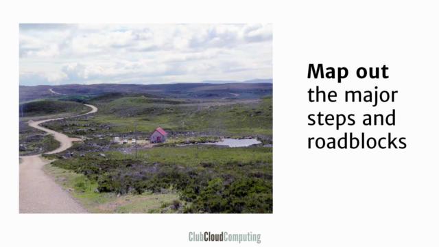 Cloud Adoption Essentials: learn the 8 step roadmap