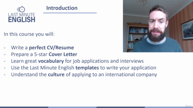 English Resume Writing for Non-Native Speakers