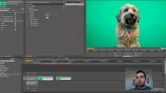 Adobe Premiere Pro CS6: The Complete Video Editing Course