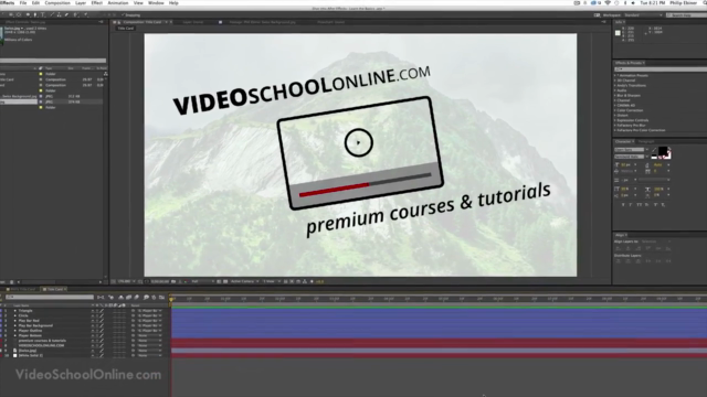 Dive into Adobe After Effects 1: Learn the Basics
