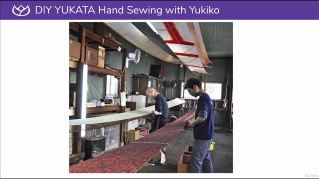 DIY YUKATA (Japanese Casual Summer KIMONO) making