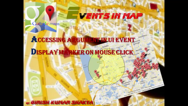 Google Maps JavaScript API for beginners