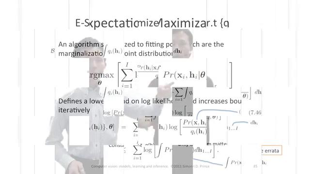 ベイズ推定とグラフィカルモデル:コンピュータビジョン基礎1