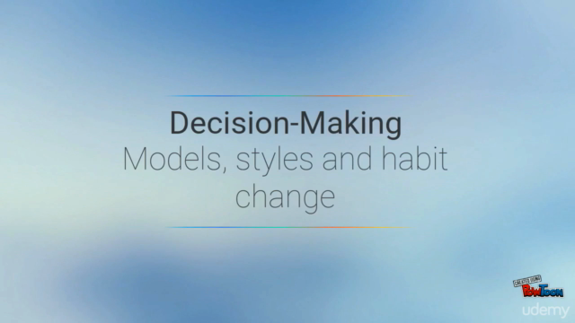 Decision-Making for Business