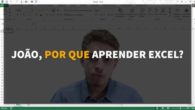 Do Básico ao Avançado - O Curso Completo de Microsoft Excel