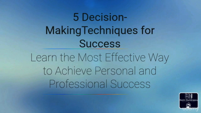 5 Decision-Making Techniques for Success