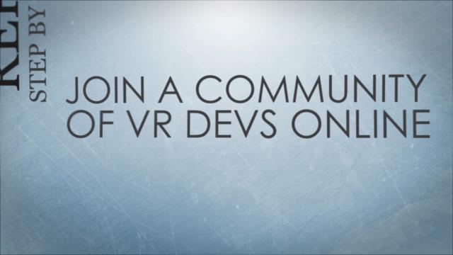Beginner VR Oculus Rift Development with Unity3D