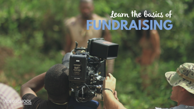 Fundraising 101: Pitch, Fund, and Kickstart a Video Project