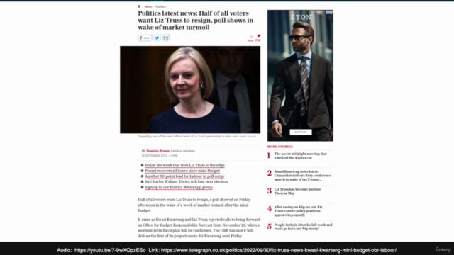 The Most Comprehensive (46 hrs) Economics Course (Diploma)