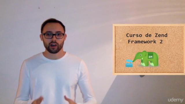 Curso de Zend Framework 2 - Aprende fácil y rápido