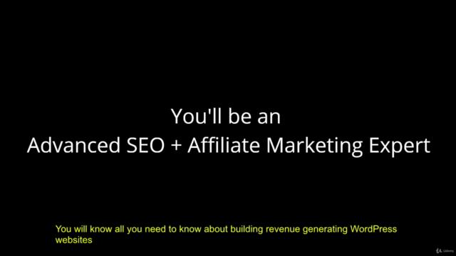 SEO:Amazon Affiliate Marketing+SEO  250+ Videos  18.0 Hours