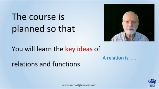 The Basics of Relations and Functions