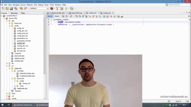 Curso de Symfony3 - Domina el framework PHP más completo