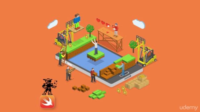 Videojuegos 2D: Aprende SpriteKit desde cero
