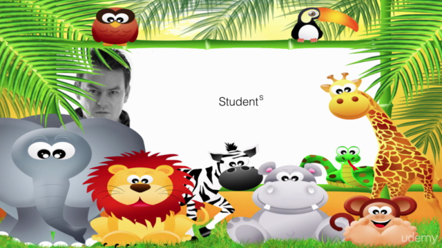 Have Fun Learning English With Animals