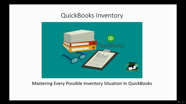 Learn QuickBooks Inventory Management