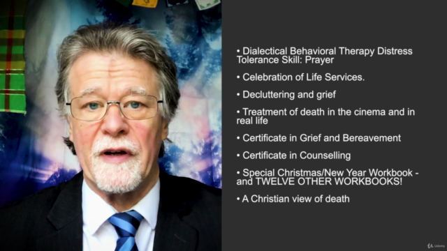 The MOST Comprehensive Course on Death, Grief...and Healing