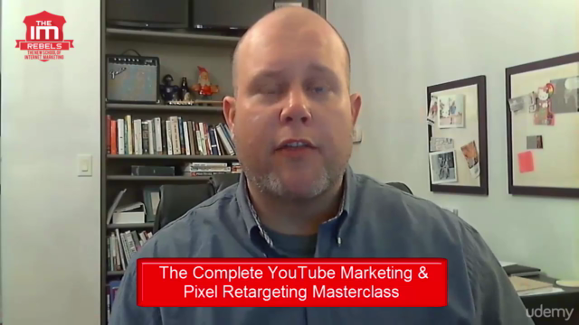 YouTube Marketing and Retargeting Masterclass