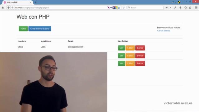 Aprende PHP desde cero con 36 ejercicios prácticos