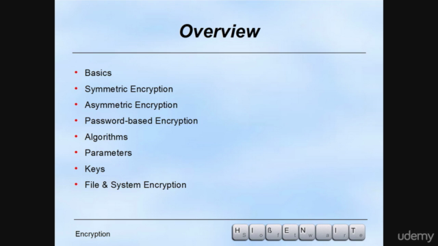 Introduction to Encryption - Terminology and Technology