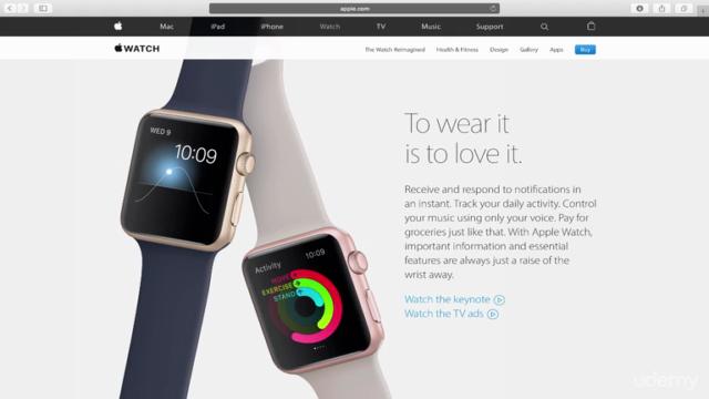 Curso Completo de Desarrollo de Apps para Apple Watch