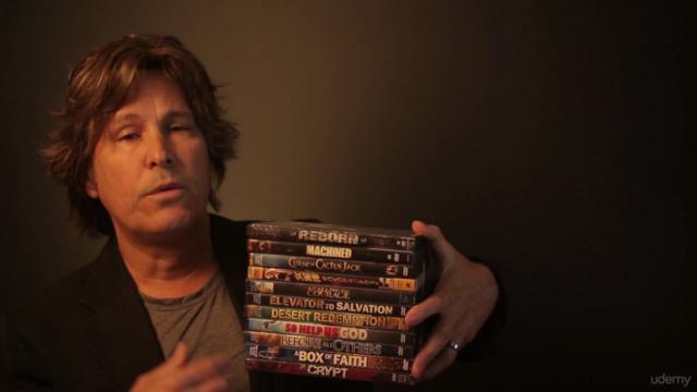 Filmmaking Secrets! Write a ZERO Budget Movie Master Course