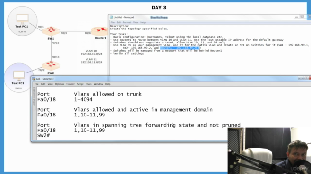 CCENT / ICND1 Labs - 7 Days till your Cisco 100-105 Exam