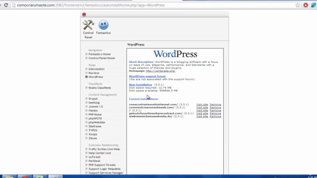 Como Criar um Site ou Blog com WordPress em 2 horas.