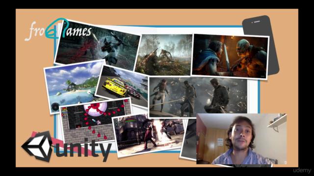 Aprende C# creando un juego en Unity 5: de cero a experto