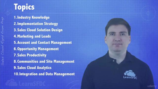 Sales Cloud Consultant Certification: Rapid Exam Prep