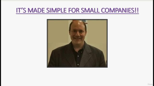QuickBooks Desktop Crash Course - Minimum QuickBooks