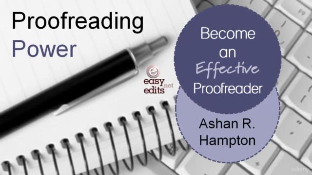 Proofreading Power Basics