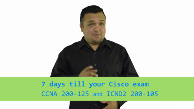 CCNA Labs - 7 Days till your Cisco 200-125 and 200-105 Exam