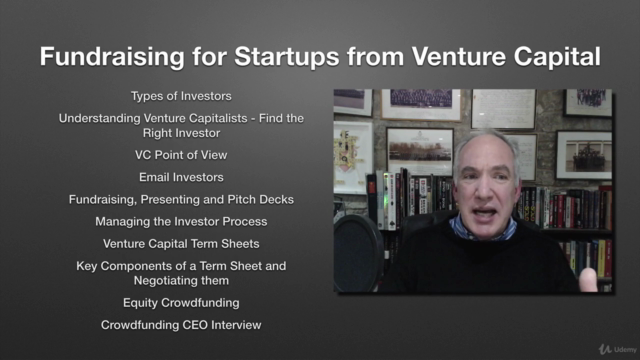 Investment Banking and Finance: Venture Capital Fundraising